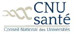Logo CNU Santé